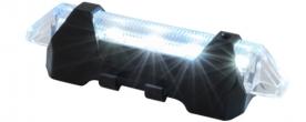 Home LED-es kerékpárlámpa, tölthető (BV 14/WH)