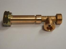 PB-gáz hollander osztó, 2 KM W21,8x1/14