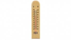 Fa hőmérő (28190)