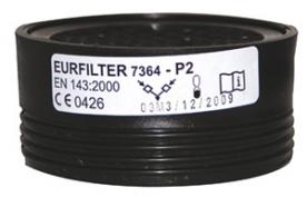 Supair Eurfilter P2 szűrőbetét, csavarmenetes (GAN22140)