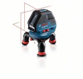 Bosch GLL 3-50 vonallézer lézervevővel (0 601 063 803)