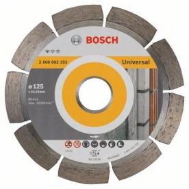 Bosch Standard for Universal gyémánt darabolótárcsa, 125-22,23 (2608602192)