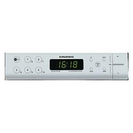 Grundig konyhai ébresztőórás rádió (Sonoclock-690)