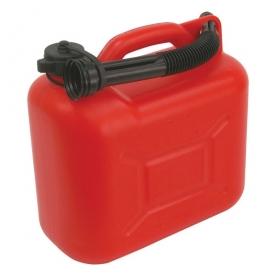 Benzines kanna 5 L-es műanyag (84787)