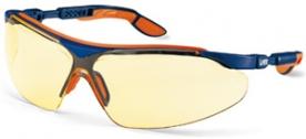 Uvex I-VO 9160-520 védőszemüveg, sárga (9160520)