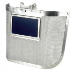 Kohász arcvédő, sisakra szerelhető (GAN60677)