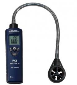 Légsebességmérő PCE-TA 30
