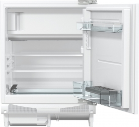 Gorenje pult alá építhető kombinált hűtőszekrény RBIU6092AW