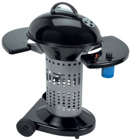 Campingaz Bonesco Quick Start Small faszenes grill gázgyújtóval