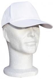 Baseball sapka, fehér (57160)