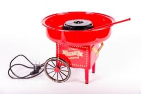 Asztali vattacukorkészítő kocsi