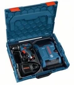 Bosch GML 10,8 V-Li akkus rádió + Bosch GSR 10,8-2-Li akkus fúrócsavarozó (0.601.429.204)