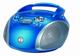 Grundig kék CD/MP3/RÁDIÓ (RCD-1445)