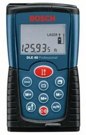 Bosch DLE 40 lézeres távolságmérő (0601016300)