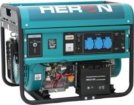 Heron benzinmotoros áramfejlesztő EGM 55 AVR-1E (8896115)