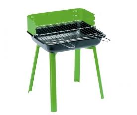 Landmann Portago hordozható faszenes grill zöld (11525)