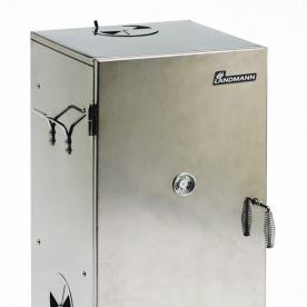Landmann füstölőszekrény Inox (11090)