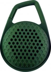 SAL hordozható multimédia hangszóró, zöld (BT 600/GR)