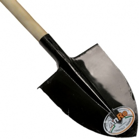 Buffalo ásó hőkezelt, nyelezett (14075)