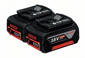 Bosch 18 V/ 4,0 Ah akkukészlet Professional (1.600.Z00.042)