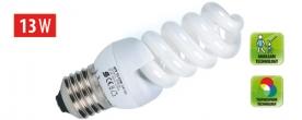 KFS 13/27M Home kompakt fényforrás, maxi spirál 2700 K, 826 lm