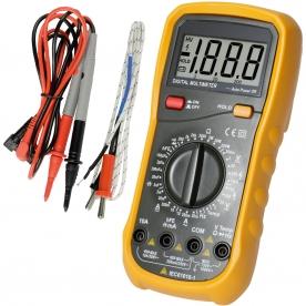 SMA digitális multiméter (SMA 64)