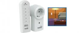 Home távirányítható hálózati aljzat (TH 111)