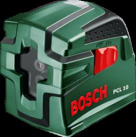 Bosch PCL 10 keresztvonalas szintezőlézer (0603008120)