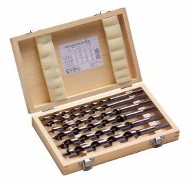 Bosch 6 részes csigafúró készlet fadobozban 235 mm (2607019322)