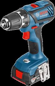Bosch GSR 14,4 VE-2 Li Plus Professional akkus (4,0 Ah) fúrócsavarozógép L-Boxx-ban (06019E6021)
