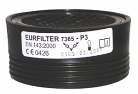 Supair Eurfilter P3 szűrőbetét, csavarmenetes (22170)