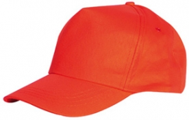 Baseball sapka, piros (57165)