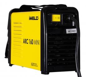 Iweld ARC 160 Mini elektródás hegesztő inverter