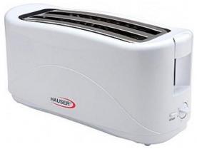 Hauser kenyérpirító, 4 szeletes T-214 W