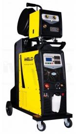 Iweld MIG 500 IGBT Digital Double Pulse hegesztő inverter (különtolós kivitel)