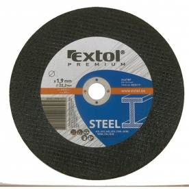 Extol Premium vágókorong acélhoz 125×1,6×22,2mm (8808112)