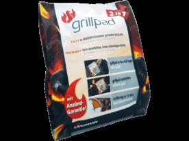 Landmann Instant grill faszén 1 kg (0925)