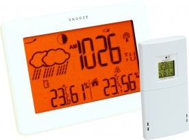 Home időjárás állomás, érintőképernyős HCW 23