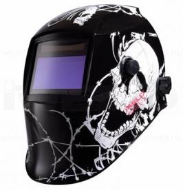 Iweld Fantom4 automata hegesztő fejpajzs (alcatraz-koponya)