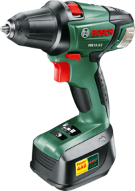 Bosch PSR 18 LI-2 kétfokozatú akkus fúrócsavarozó (0603973323)