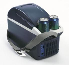 Mobicool termoelemes autós hűtőtáska, hűtő-fűtőbox T08