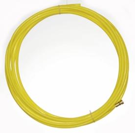 Iweld huzalvezető teflon 4 méter, sárga