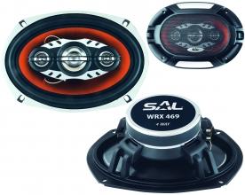 SAL 4 utas autóhangszóró-pár WRX 469