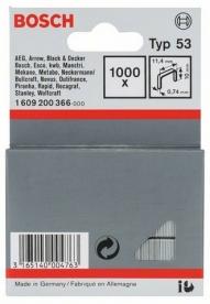 Bosch finomhuzal-kapocs 53-as típus 11,4 x 0,74 x 10 mm (1609200366)