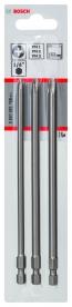 Bosch 3 részes bitkészlet Extra kemény (2607001758)