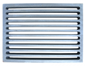 DT-6 cserépkályha rostély 230x310 mm (15028)