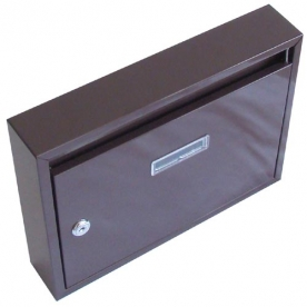 G21 postaláda 320x240x60 mm, barna