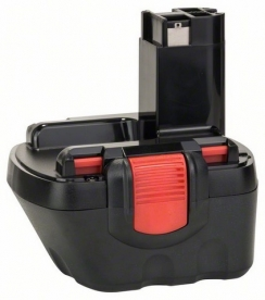 Bosch 12 V O-alakú akkuegység, SD, 2 Ah, NiCd (2607335262)