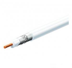 USE kültéri koax kábel, 100 méter (S 6TSP/WH)