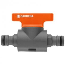 Gardena T- elem csatlakozó, szabályozóval (2976-29)